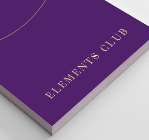ELEMENTS Club Branding & Stationery
