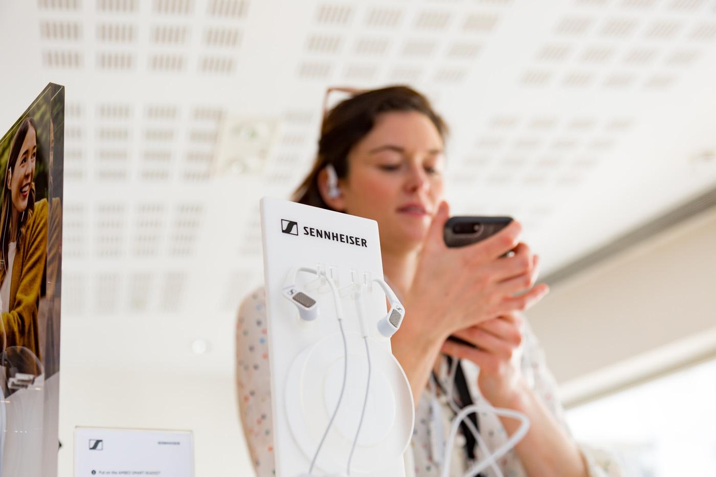 Sennheiser – AMBEO Smart Headset