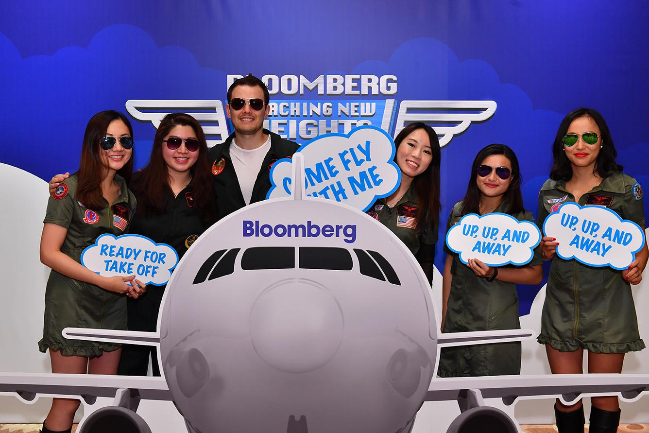 Bloomberg – Annual Dinner