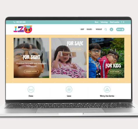 IZOO e-Shop